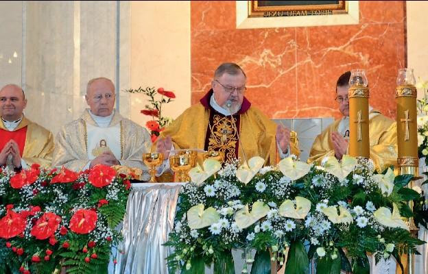 Jubileusz parafii Miłosierdzia Bożego w Sokołowie Podlaskim