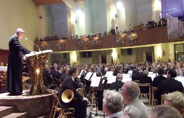 Muzyczna dedykacja dla Papieża