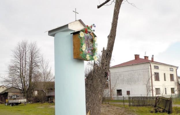 Kapliczka – świadek niepodległości
