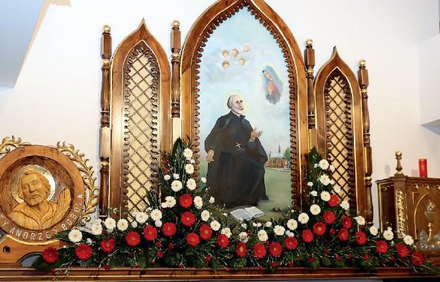 30 lat kultu św. Andrzeja Boboli w Strachocinie