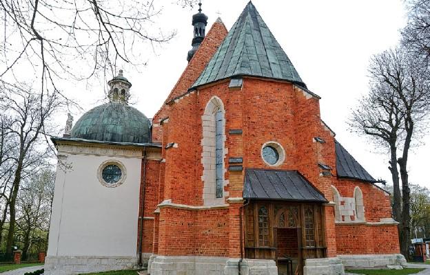 Pełny skarbów kościół św. Mikołaja