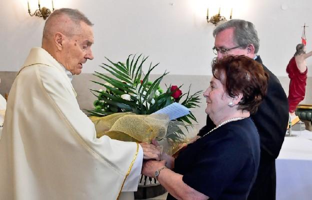 60 lat kapłaństwa ks. Floriana Fornala