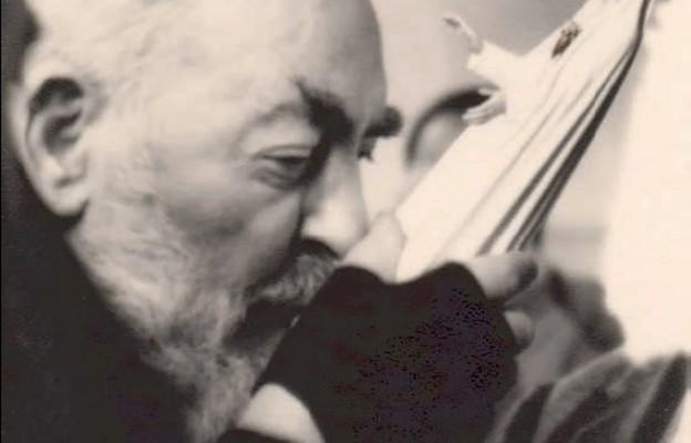 Asyż: peregrynacja habitu ojca Pio