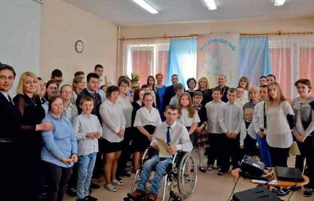 Diecezjalny Konkurs dla uczniów szkół specjalnych