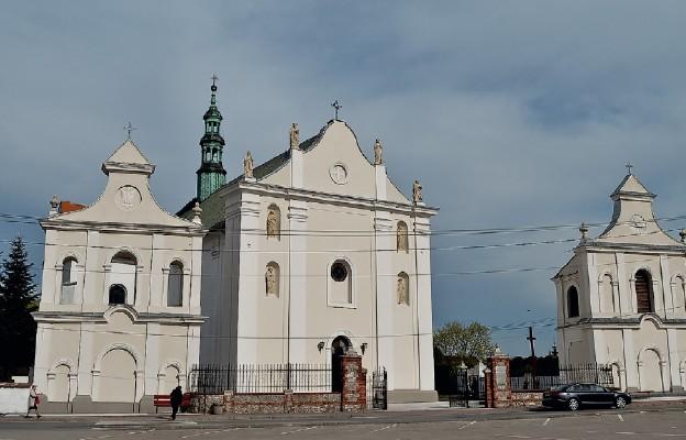 Apostolska parafia kolebką Sędziszowa