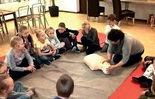 Świdnicka parafia postawiła na dzieci i młodzież
