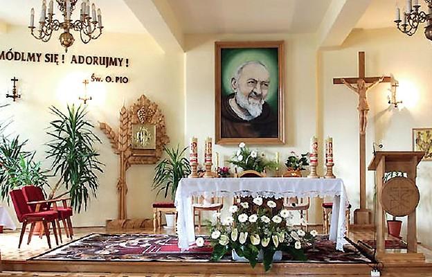 Terliczka – miejsce kultu św. Ojca Pio