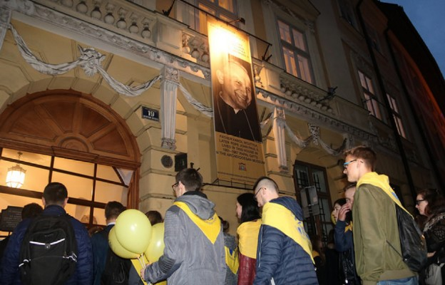 Noc Muzeów przy Franciszkńskiej 3 w Krakowie