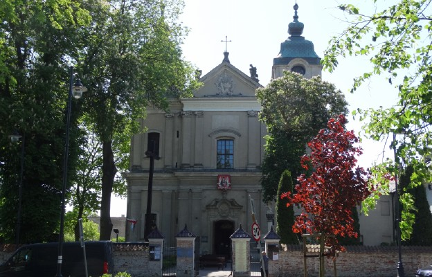 Kościół w Warce