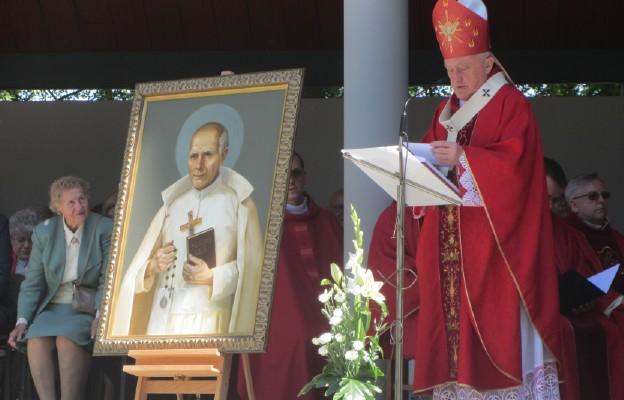 Wieczernik Góry Kalwarii sanktuarium św. Stanisława Papczyńskiego
