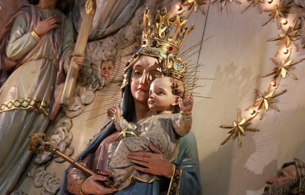 Matka Boża Anielska w Dąbrowie Górniczej