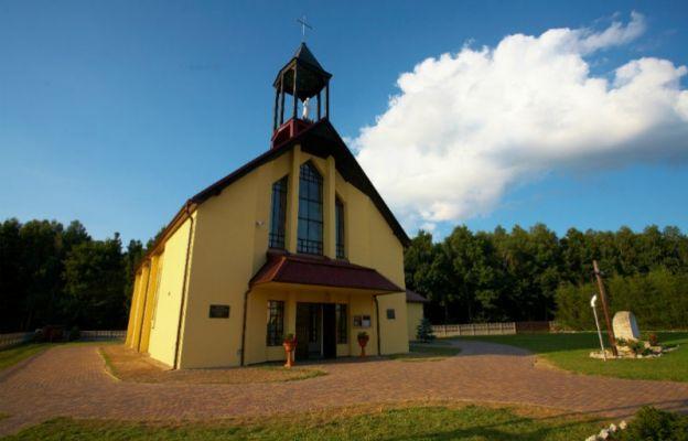 Sanktuarium w Mzykach