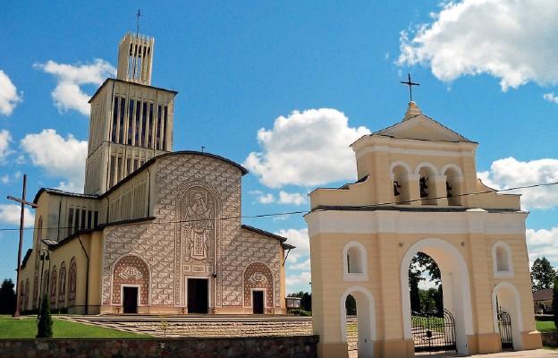 Sanktuarium Trójcy Świętej w Prostyni
