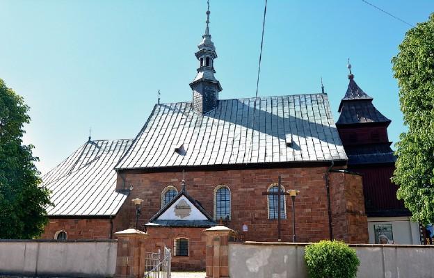 Kościół w Tumlinie