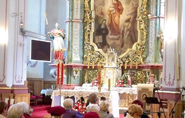 Modlitwa za diecezję u św. Józefa