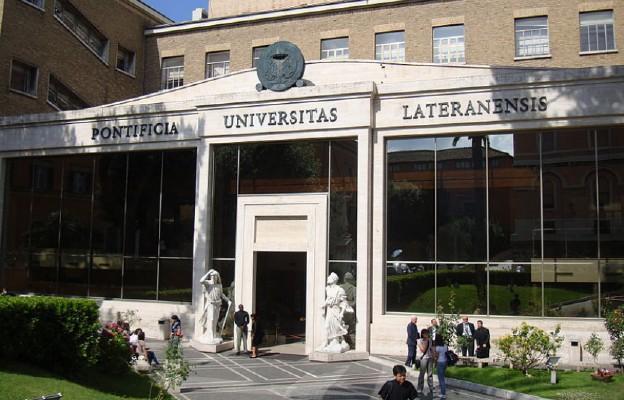 Papieski Uniwersytet Laterański
