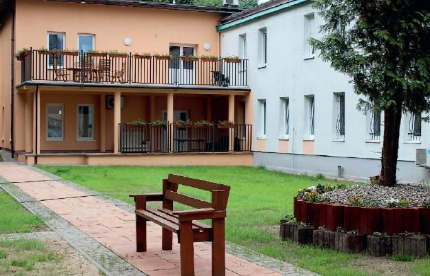 Rozbudowa Hospicjum im. św. Kamila w Gorzowie