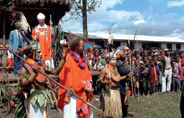 Papua-Nowa Gwinea Bogiem silna