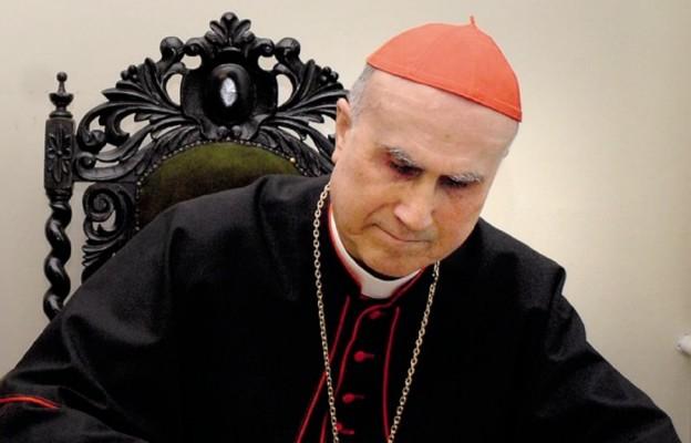 Siedmiu papieży wg kard. Bertone