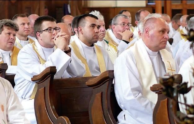Modlitwa o uświęcenie kapłanów w Tarnowcu