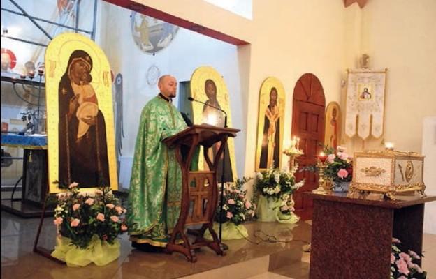 W parafii greckokatolickiej pw. św. Jozafata Kuncewicza modlono się przy relikwii dłoni tego świętego