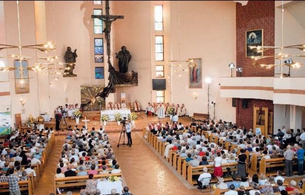 21. rocznica pielgrzymki Jana Pawła II do Krosna