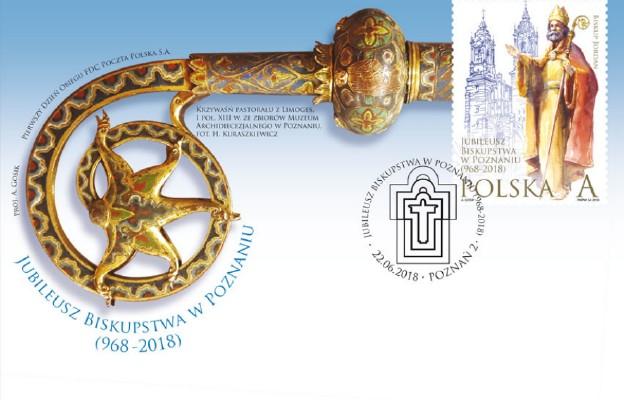 W obiegu pojawił się znaczek Poczty Polskiej z wizerunkiem bp. Jordana