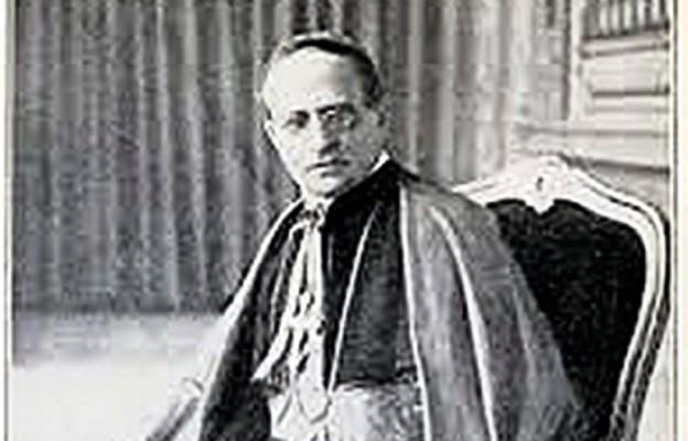 Achilles Ratti – pierwszy nuncjusz wRzeczypospolitej Polskiej
