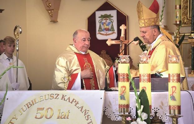 Złote jubileusze kapłaństwa