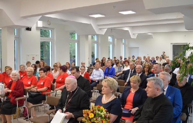 Poświęcenie Centrum Caritas
