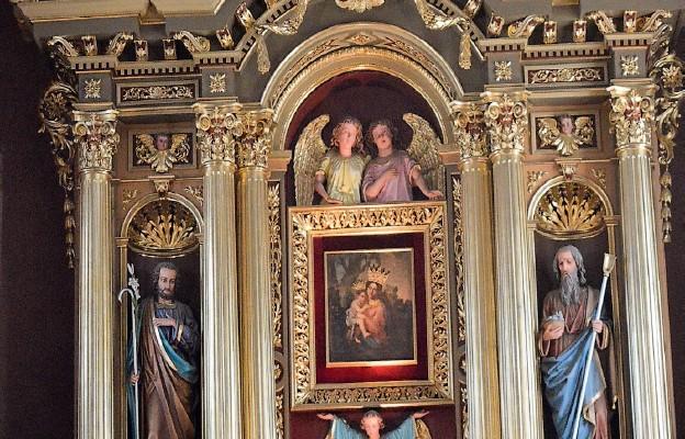 Naukowo okoronacji obrazu Matki Bożej Miłosierdzia