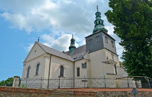 Jedyna taka parafia św. Wacława