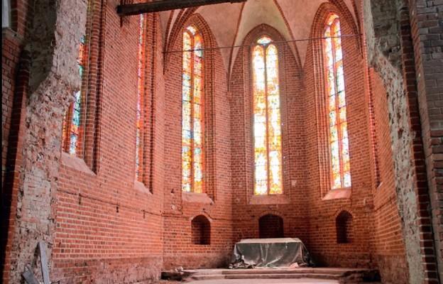 Rok od pożaru gorzowskiej katedry