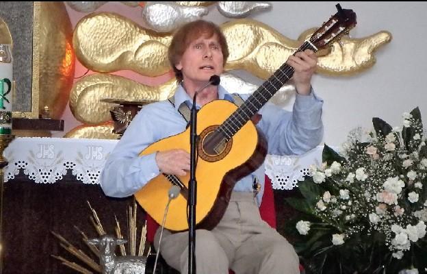 Wizyta niezwykłego gościa w sanktuarium na Podzamczu