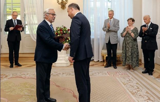 To moja służba Polsce