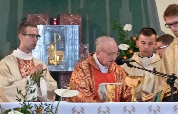 Odpust z Kardynałem