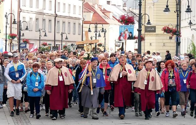 Pieszo do Lwowa z przesłaniem miłosierdzia