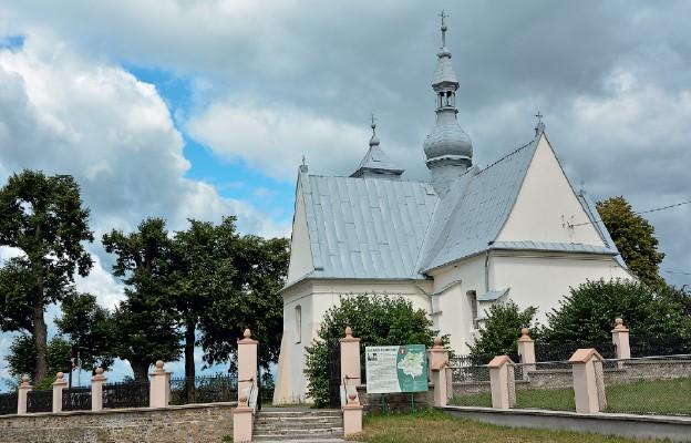 Jakub i Marcin patronują parafii Cierno