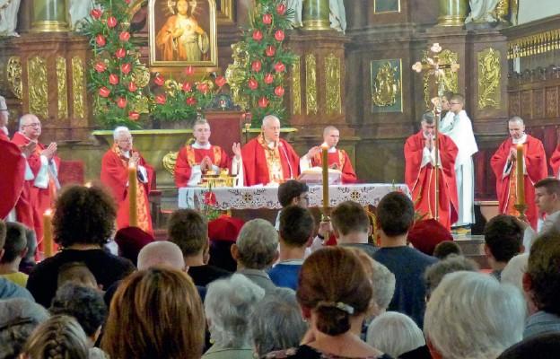 Uroczystość patronów diecezji