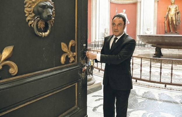 Watykański klucznik