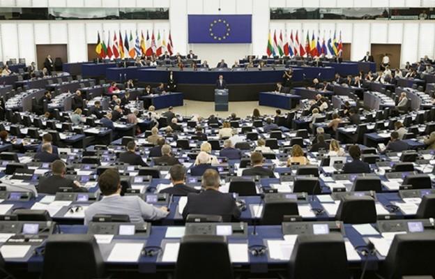 Pan premier w Strasburgu