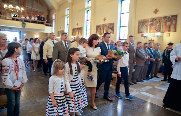 Dwieście lat parafii Stany