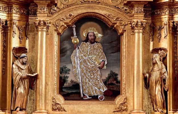 Obraz św. Jakuba Większego w toruńskim kościele pod jego wezwaniem