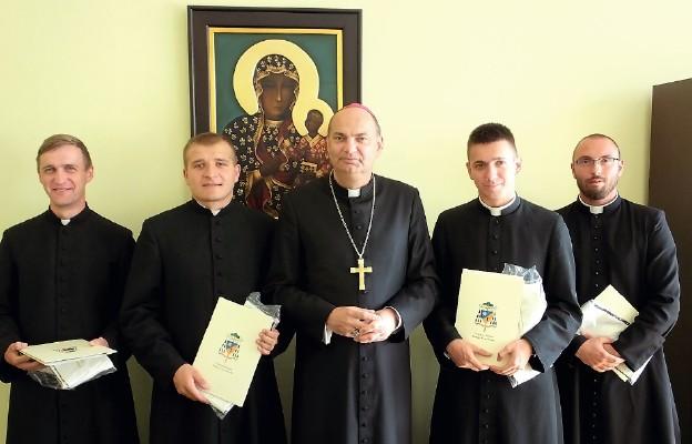 Nasi najmłodsi kapłani