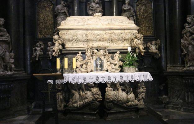 kaplica bł. Czesława we wrocławskim kościele Ojców Dominikanów