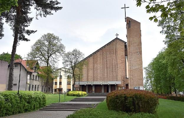 Kościół Księży Michalitów na toruńskich Rybakach