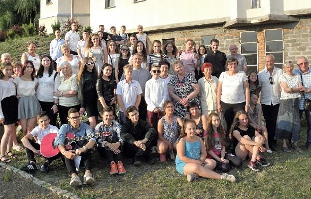 Goście z Ukrainy w Wałbrzychu