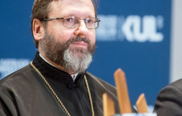 Abp Światosław Szewczuk, zwierzchnik Ukraińskiego Kościoła Greckokatolickiego