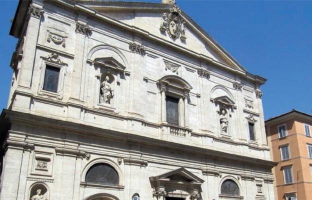 W Rzymskim kościele Francuzów