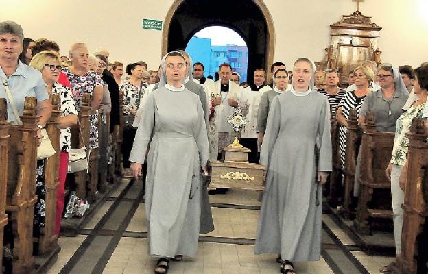 Uroczystości odpustowe ku czci św. Marii Magdaleny w Biłgoraju